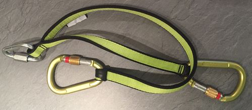 Edelrid Alpha Fix Selbstsicherungs-Set
